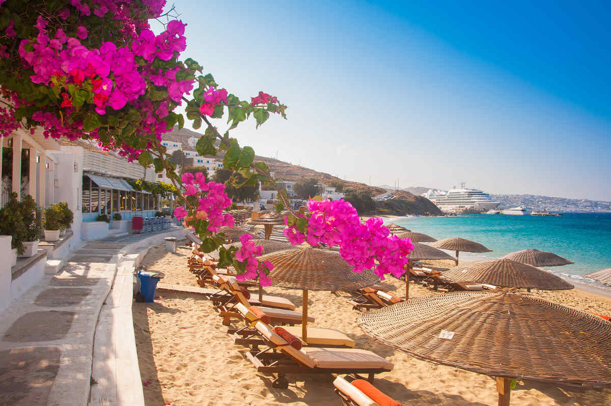 Vacation Package Greece Greece Vacation Athens Mykonos