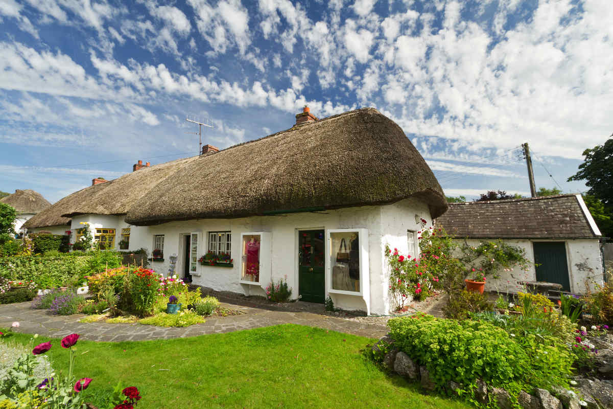 Vacation Package To Ireland Visit The Quaint Villages Of