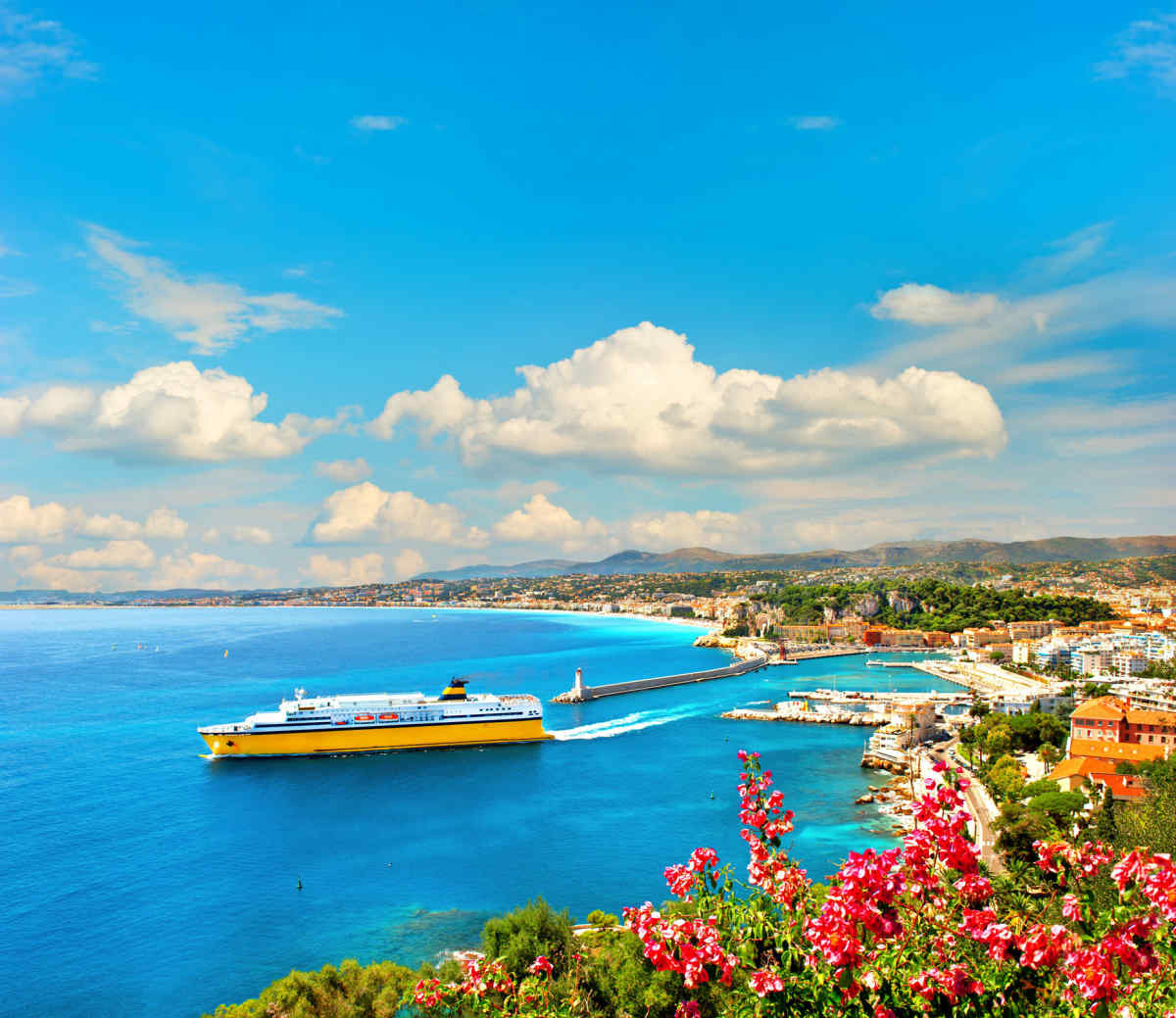 Vacation Package To French Riviera French Riviera