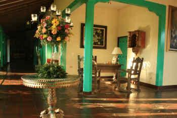 Hotel El Convento • Lobby