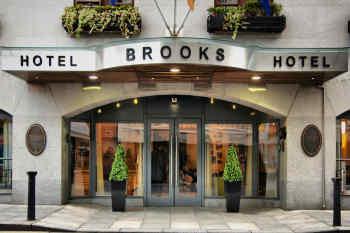 Brooks Hotel