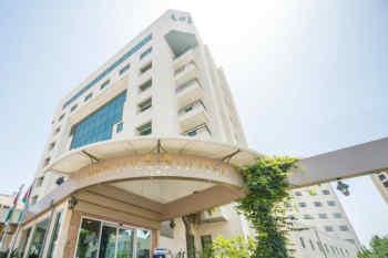 Bristol Hotel Amman