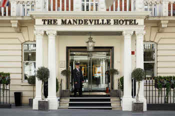 The Mandeville Hotel • Exterior