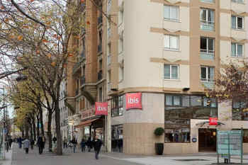 ibis Paris Avenue d'Italie 13th Hotel