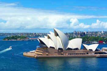 Sydney Opera House • Sydney, Australia
