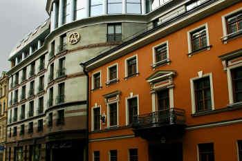 Ambassador Hotel • Exterior