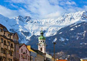 Old Town Innsbruck