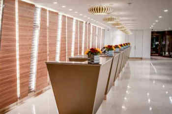 Hilton London Metropole • Reception