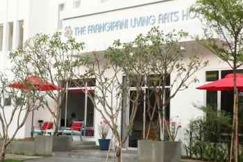 The Frangipani Living Arts Hotel & Spa