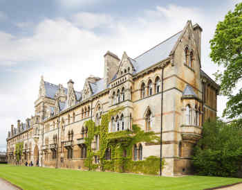 Christ Church College, England