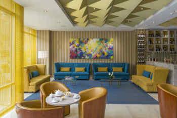 Hotel El Dorado Bogota • Lounge