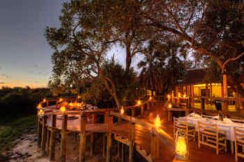 Desert & Delta Safaris: Camp Okavango Delta