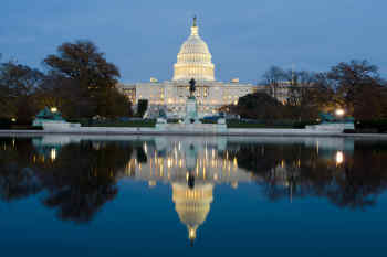 Capital Building Washington D.C. USA