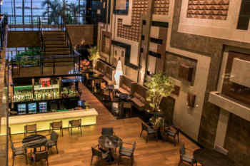 Hotel Gran Marquise • Lobby