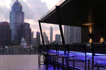Citrus Suites Sukhumvit 6 - Rooftop Bar