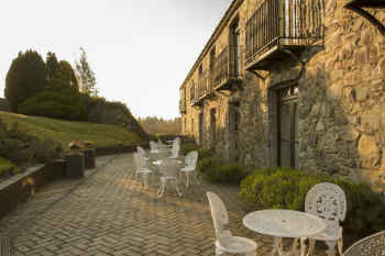 Seiont Manor Hotel • Outdoor Terrace