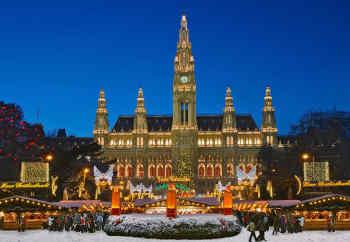 Vienna Rauthaus Christmas Market