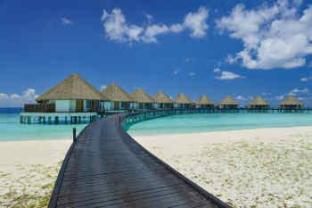 Adaaran Prestige Water Villas • Villas