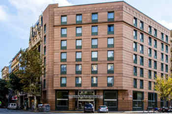 Leonardo Hotel Barcelona Gran Via • Exterior