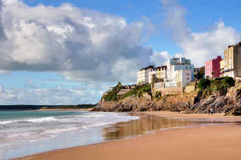 Shore of Tenby, Wales