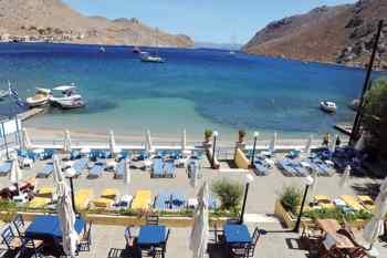 Pedi Beach Hotel, Symi