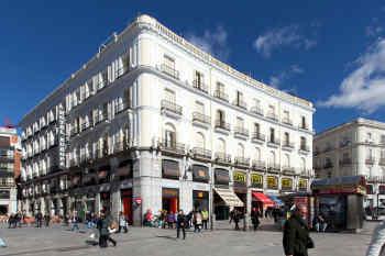 Hotel Europa Madrid