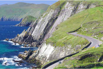 Slea Head Drive, Ireland