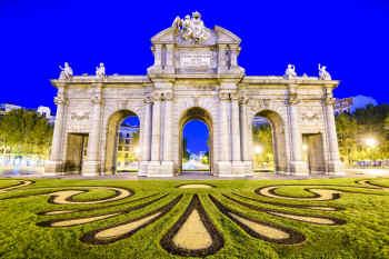 Puerta de Alcala • Madrid, Spain