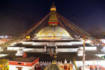Bouddhanath Stupa • Kathmandu, Nepal