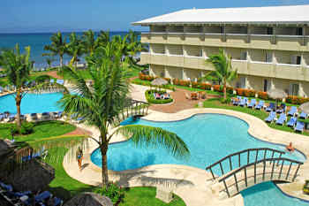 DoubleTree Resort by Hilton Hotel Central Pacific