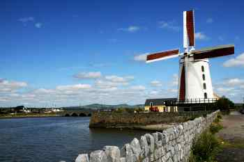 Blennerville Windmill, Tralee, Co. Kerry