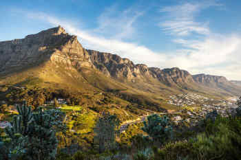 Twelve Apostles, Table Mountain