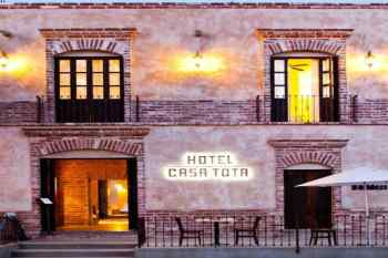 Hotel Casa Tota