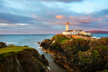 Fanad Head Lighthouse, Donegal, Ireland