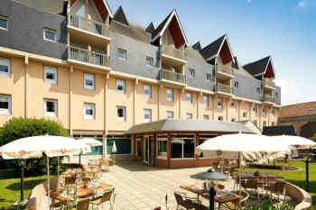 Hotel ibis Deauville Centre