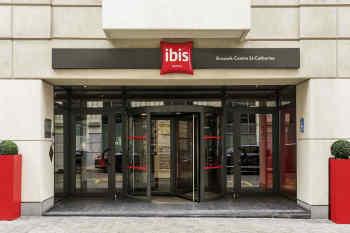 Hotel ibis Brussels City Centre • Exterior