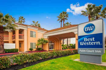 Best Western Palm Court Inn