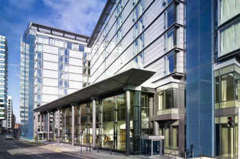 Doubletree by Hilton Hotel Manchester - Piccadilly