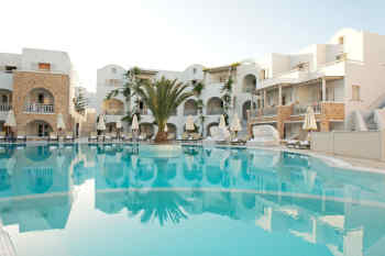 Aegean Plaza Hotel Santorini
