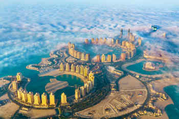 Doha • Pearl Island