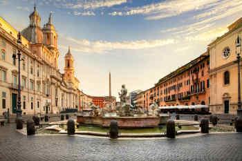 Piazza Navona • Rome, Italy