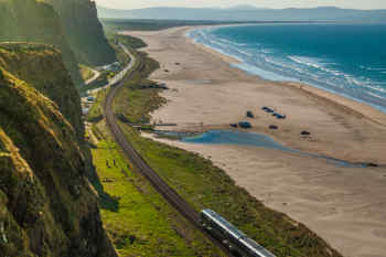 Train in Ireland