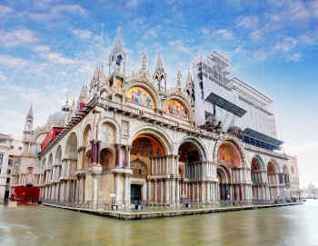 Basilica di San Marco • Venice