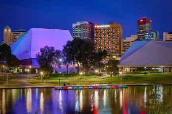 Stamford Plaza Hotel Adelaide