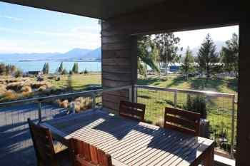 Peppers Bluewater Resort in Lake Tekapo, New Zealand