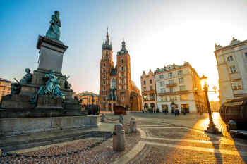City Center, Krakow