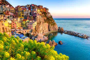 North & the Italian Riviera