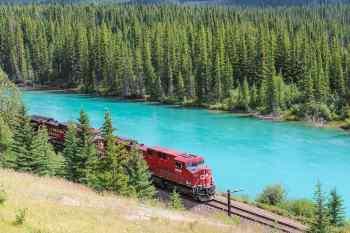 Banff Train