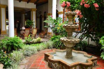 Hotel Alhambra in Granada, Nicaragua