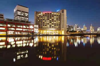 Crowne Plaza Hotel Melbourne